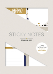 """Sticky Notes """"Tarrazzo Time"""""""