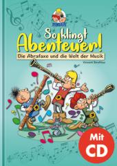 So klingt Abenteuer ! (inkl. CD)