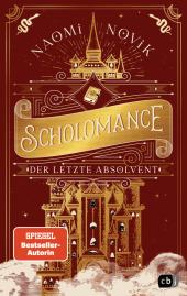 Scholomance - Der letzte Absolvent Cover