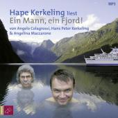 Ein Mann, ein Fjord, 1 Audio-CD, MP3