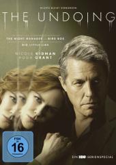 The Undoing - Mini Serie, 2 DVD Cover