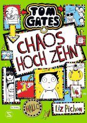 Tom Gates - Chaos hoch zehn Cover
