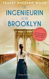 Die Ingenieurin von Brooklyn Cover