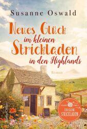 Neues Glück im kleinen Strickladen in den Highlands Cover