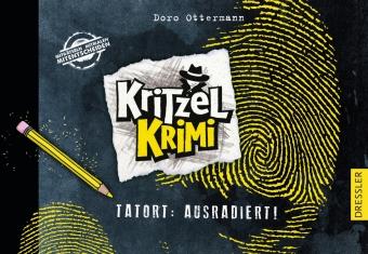 Kritzel-Krimi 1. Tatort: Ausradiert