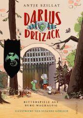 Darius Dreizack - Ritterspiele auf Burg Waghalsig Cover