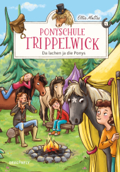 Ponyschule Trippelwick - Da lachen ja die Ponys Cover