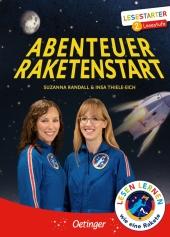 Abenteuer Raketenstart Cover