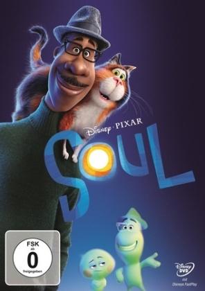 Soul, 1 DVD