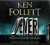 Never - Die letzte Entscheidung, 12 Audio-CD Cover