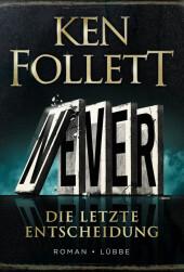 Never - deutsche Ausgabe Cover