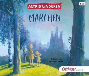 Märchen, 4 Audio-CD