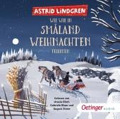 Wie wir in Småland Weihnachten feierten, 1 Audio-CD