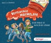 Verfluchte Marmelade, 3 Audio-CD Cover