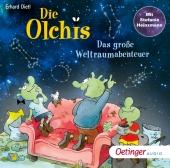 Die Olchis., 1 Audio-CD