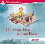 Die kleine Hexe geht auf Reisen, 1 Audio-CD