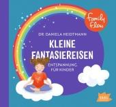 FamilyFlow. Kleine Fantasiereisen, 1 Audio-CD Cover