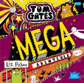 Tom Gates 13. Mega-Abenteuer (oder so), 2 Audio-CD