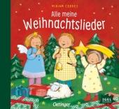 Alle meine Weihnachtslieder, 1 Audio-CD Cover