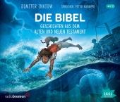 Die Bibel, 4 Audio-CD