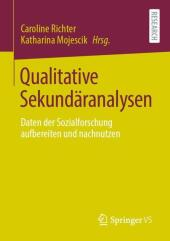 Qualitative Sekundäranalysen