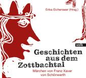 Geschichten aus dem Zottbachtal, Audio-CD