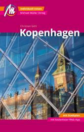 Kopenhagen MM-City Reiseführer Michael Müller Verlag Cover