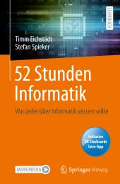 52 Stunden Informatik, m. 1 Buch, m. 1 E-Book