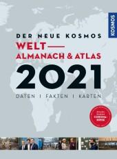 Der neue Kosmos Welt-Almanach & Atlas 2021