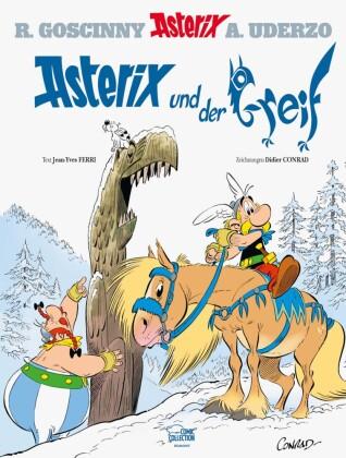 Asterix - Asterix und der Greif