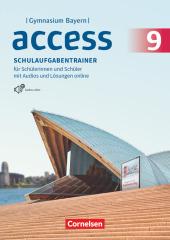 Access - Bayern - 9. Jahrgangsstufe Schulaufgabentrainer mit Audios und Lösungen online