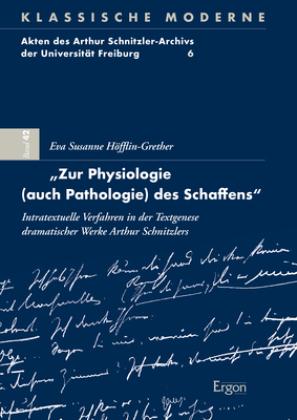 Höfflin-Grether: Zur Physiologie (auch Pathologie) des Schaffens