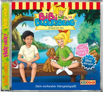 Bibi Blocksberg - Urlaub am See, 1 Audio-CD