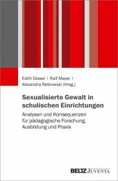 Sexualisierte Gewalt in schulischen Einrichtungen