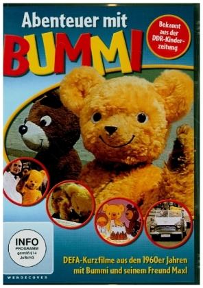 Abenteuer mit Bummi, 1 DVD