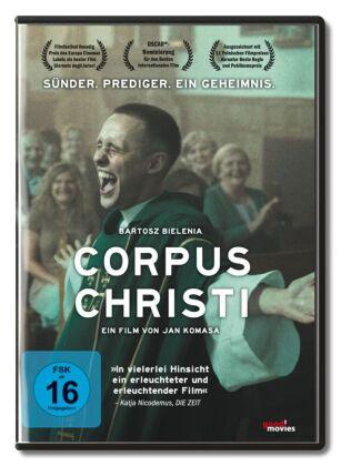 Corpus Christi, 1 DVD
