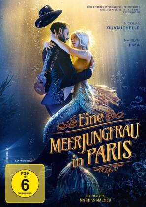 Eine Meerjungfrau in Paris, 1 DVD