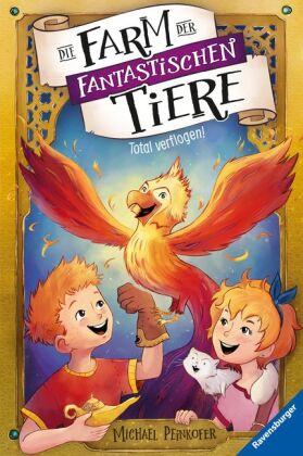 Die Farm der fantastischen Tiere, Band 3: Total verflogen!