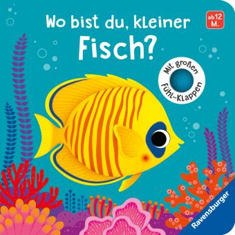 Wo bist du, kleiner Fisch?