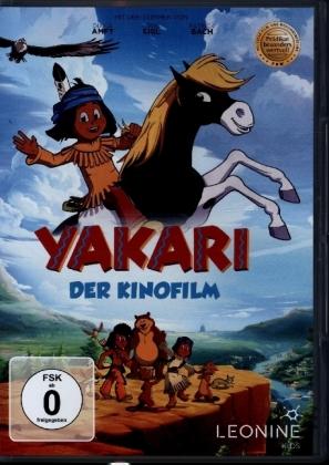 Yakari - Der Kinofilm, 1 DVD