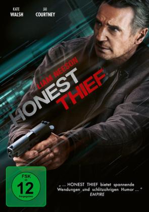 Honest Thief, 1 DVD