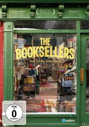 The Booksellers - Aus Liebe zum Buch, 1 DVD