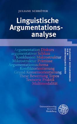 Schröter, J.: Linguistische Argumentationsanalyse