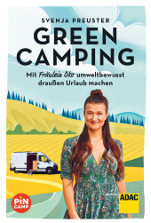Green Camping Cover