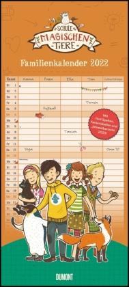 Schule der magischen Tiere Familienkalender 2022