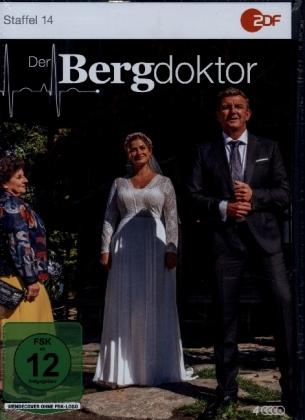 Der Bergdoktor, 4 DVD