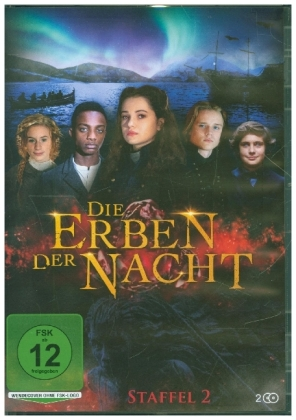 Die Erben der Nacht, 2 DVD