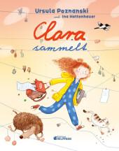 Clara sammelt Cover