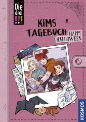 Die drei !!!, Kims Tagebuch, Happy Halloween Cover