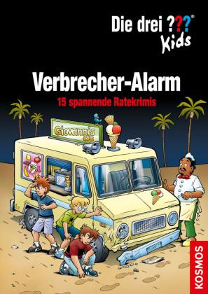 Die drei ??? Kids, Verbrecher-Alarm